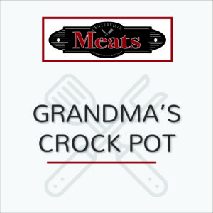 Grandma's Crock Pot